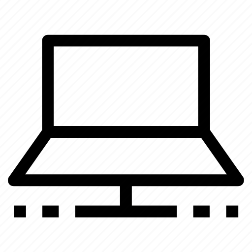 computer, connecting, connection, internet, laptop, signal, wireless icon