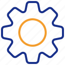 cogwheel, configuration, gear, preferences, setting, settings icon