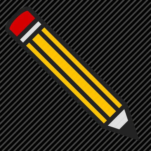 pen, pencil, write icon