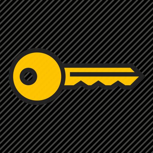 key, lock, unlock icon