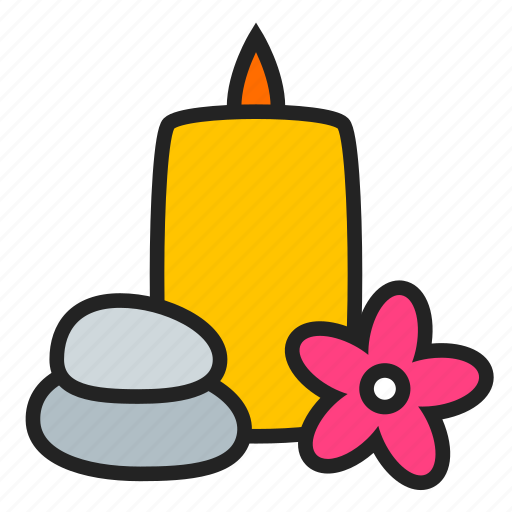 health, salon, spa icon