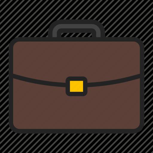 briefcase, case, suitcase icon