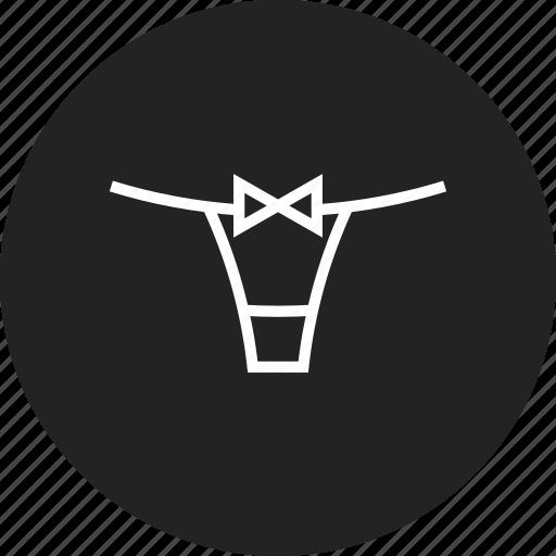 panties, sexy, underpants, underwear icon