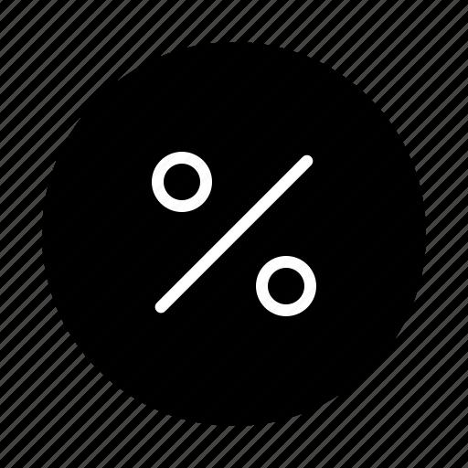 discount, percent, percentage, sale icon