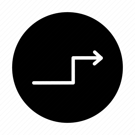 Arrow, direction, navigation, right icon - Download on Iconfinder