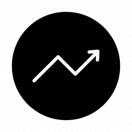 analytics, business, growth, increase icon