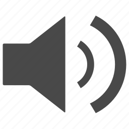audio, music, player, sound, volume icon