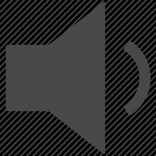 audio, music, mute, player, sound, volume icon