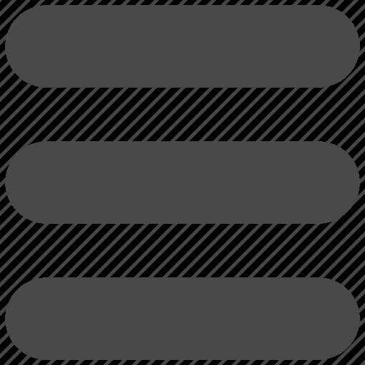 checklist, list, menu, options, stack icon