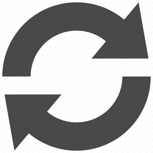 arrow, new, recycle, refresh, reload icon