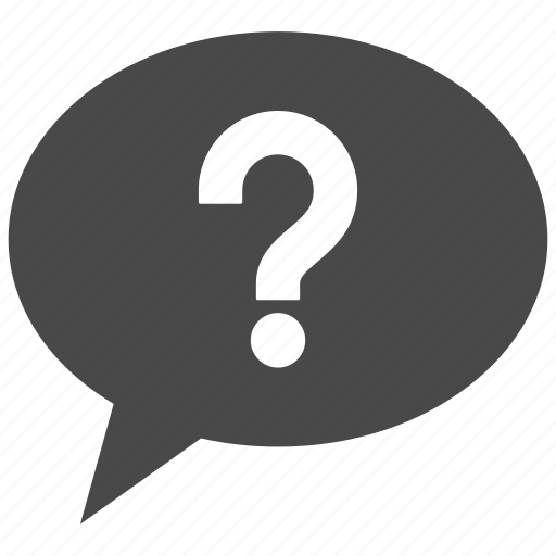 ask, bubble, chat, help, informations, question icon