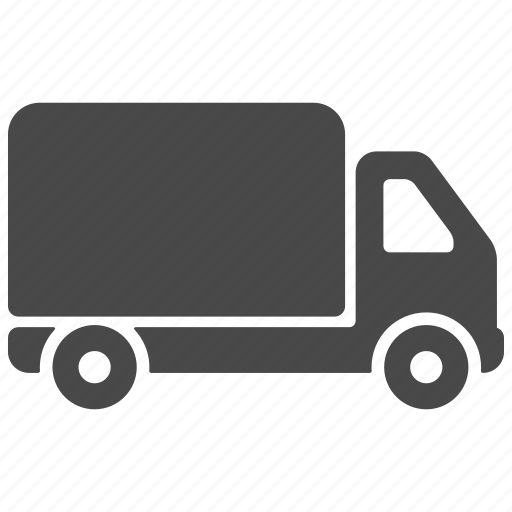 delivery, logistics, lorry, transport, truck icon