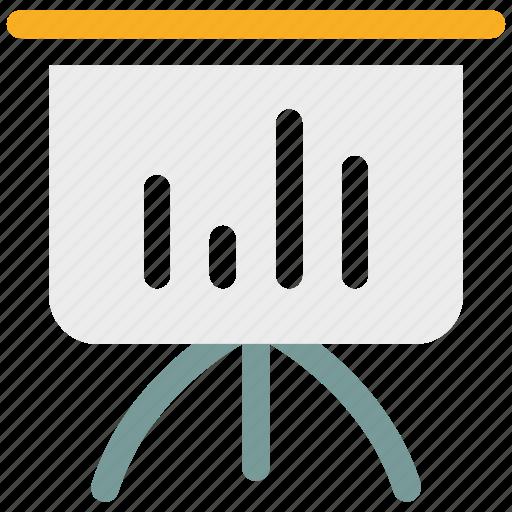 ⦁ business, ⦁ chart, ⦁ reporticon, ⦁ ⦁ board icon