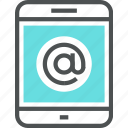 app, email, mail app, mobile, ui icon
