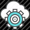 data, data center, database, server, storage icon