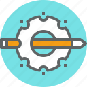 business, finance, marketing, planning, strategy, tactics icon