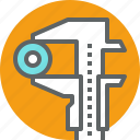 business, cog, gear, management, precision, tools icon