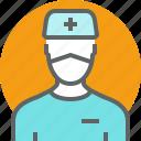 clinic, doctor, health, healthcare, hospital, medical icon