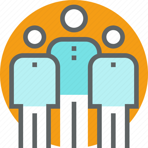 business, group, management, office, team, work group icon