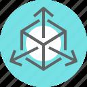 art, creative, design, idea, illustration, modifications icon