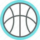 ball, basketball, fitness, game, sports icon