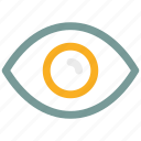 agent, ⦁ eye, ⦁ security, ⦁ spy icon icon