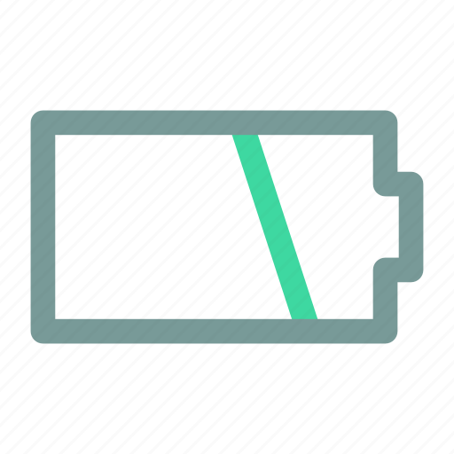 battery, ⦁ electricity, ⦁ simpleicon icon