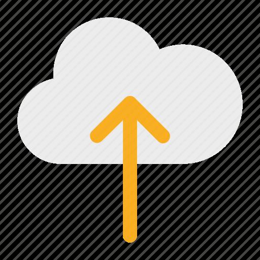 database, ⦁ storage, ⦁ upload, ⦁ uploadingicon icon