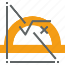 business, calculate, calculation, chart, maths, numbers, statistics icon