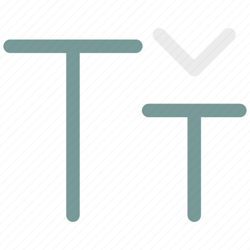 Document, ⦁ font, ⦁ size, ⦁ smaller, ⦁ texticon icon - Download on Iconfinder