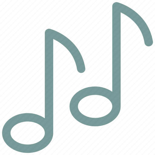 Music, ⦁ note, ⦁ sign, ⦁ soundicon icon - Download on Iconfinder