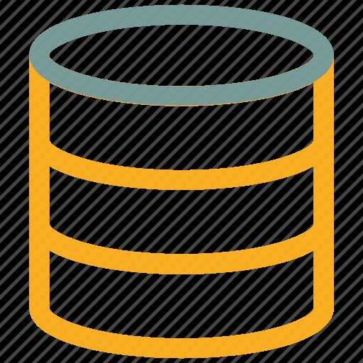 Data, ⦁ data storage, ⦁ server, ⦁ storage, ⦁ web servericon icon - Download on Iconfinder