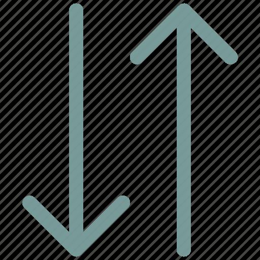 arrow, ⦁ down, ⦁ resize, ⦁ upicon icon