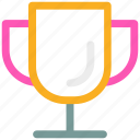 achievement, ⦁ award, ⦁ prize, ⦁ trophy icon icon