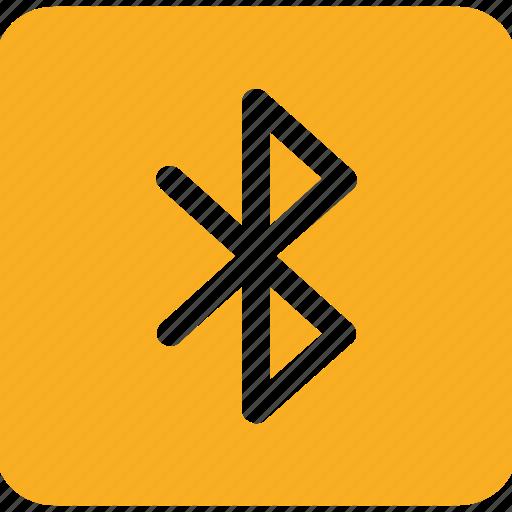 bluetooth, ⦁ communication, ⦁ essential, ⦁ interactionicon icon