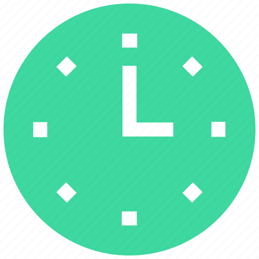 clock, ⦁ date, ⦁ timeicon icon