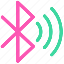 bluetooth, ⦁ signalicon