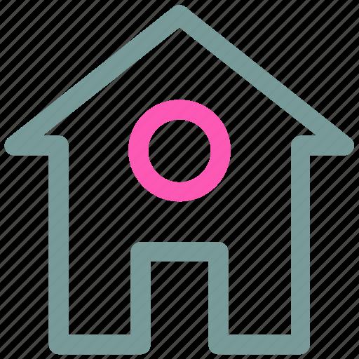 home, ⦁ houseicon icon