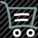 cart, ⦁ ecommerce, ⦁ shop, ⦁ shoppingicon icon