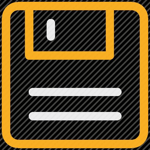 Floppy, guardar, file, file format, save icon - Download on Iconfinder