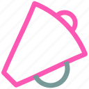 announce, ⦁ announcement, ⦁ marketing, ⦁ megaphoneicon icon