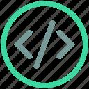 code, ⦁ development, ⦁ web iconicon