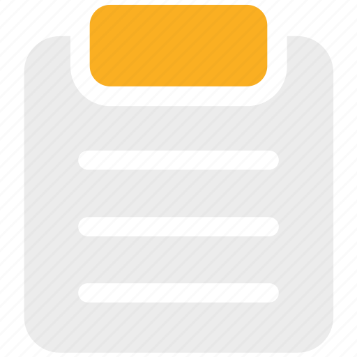 clipboard, ⦁ note, ⦁ notepad, ⦁ pad, ⦁ paper, ⦁ texticon icon
