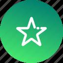 badge, bookmark, favorite, medal, rating, star, winner icon