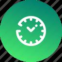 alarm, clock, date, notification, stopwatch, timer, watch icon