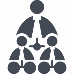 business, cooperation, mlm, network, structure icon