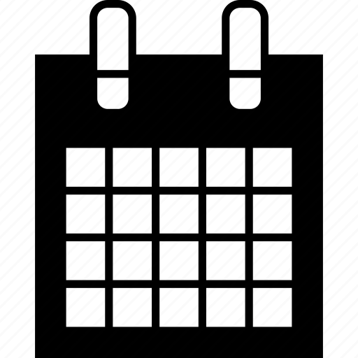 calendar, date, event, month, schedule icon