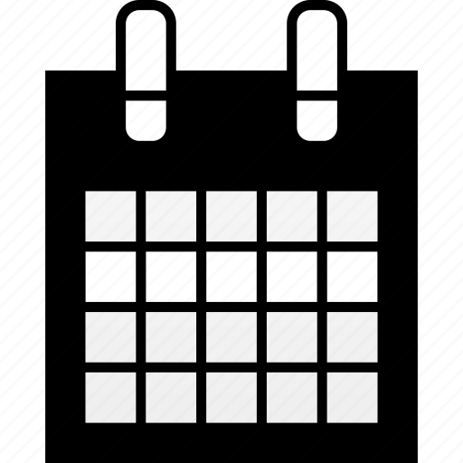 calendar, day, month, view, week icon