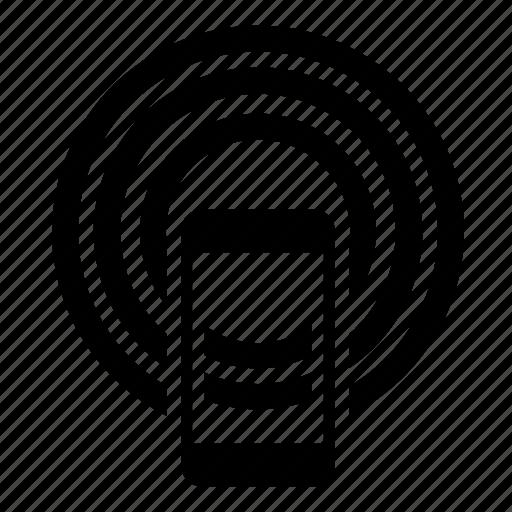 control, phone, setting, settings, smart, wifi, wireless icon