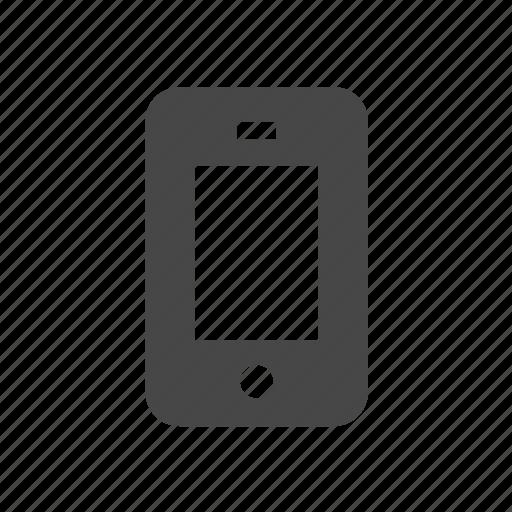 device, electronics, mobile, phone icon